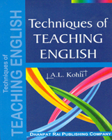 Educational Books + Techniques of Teaching English + Dhanpatrai Books