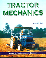 + Tractor Mechanics (English) + Dhanpatrai Books
